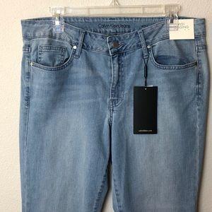 Calvin Klein Jeans Legging Skinny Jean New Size 31